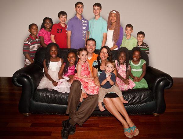 Raising a full house