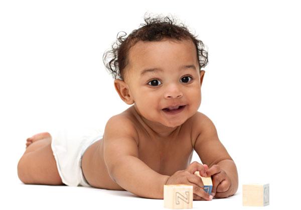 Top baby boy names & baby girl names