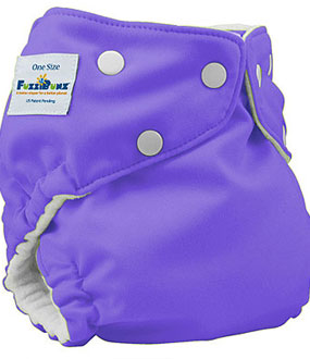 Fuzzibunz cloth diaper