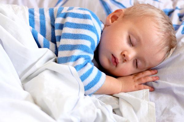 Internet sleep program helps babies and moms