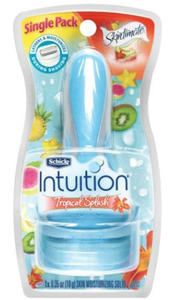 Schick Intuition Tropical Splash