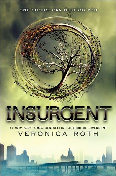 Insurgent cover