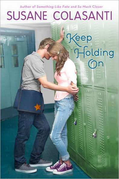 Keep Holding On cover