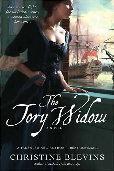 The Tory Widow cover