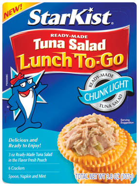 starkist tuna kit