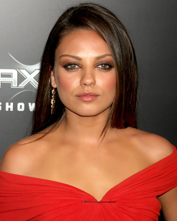 Get Mila Kunis' sultry eye look