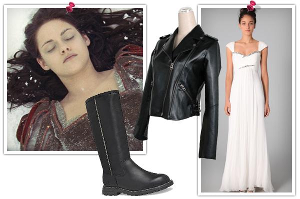 Snow White-inspired fashion