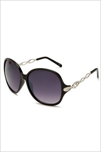 Sunglasses: Identity oversized sunglasses