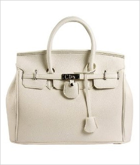 Hot Designer Padlock Satchel Handbag, $399