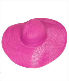 American Apparel Floppy Summer Hat, $38.00