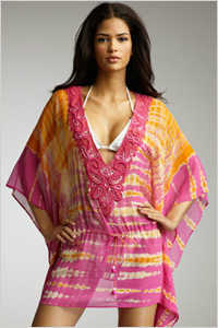 Cover-up: Debbie Katz Anaika tunic