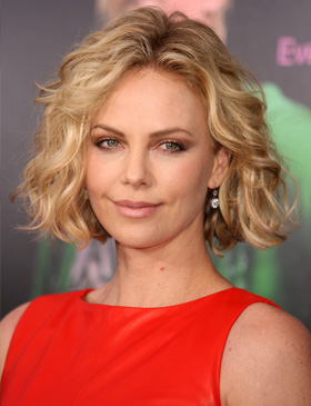 The Charlize Theron look