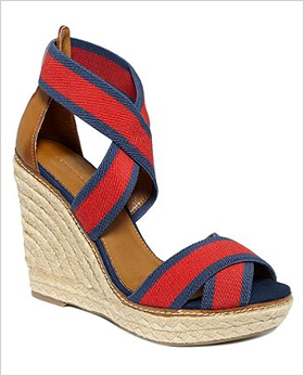 Tommy Hilfiger Venice espadrille wedges