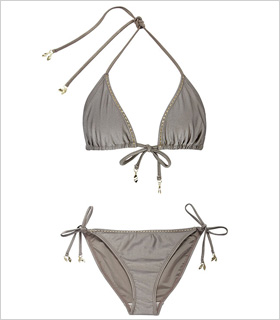 Reiss Layla swimsuit, $85, reissonline.com. 