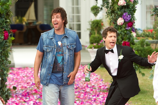 That's My boy Sandler and Samberg