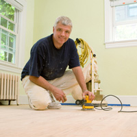 Home cleaning and repairs