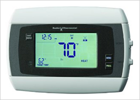 Homewerks Radio Wireless Thermostat with Wi-Fi