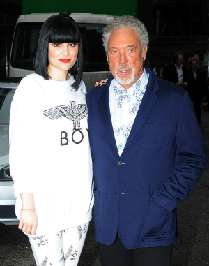 Tom Jones and Jessie J
