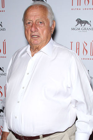 Tommy Lasorda recovering from heart attack