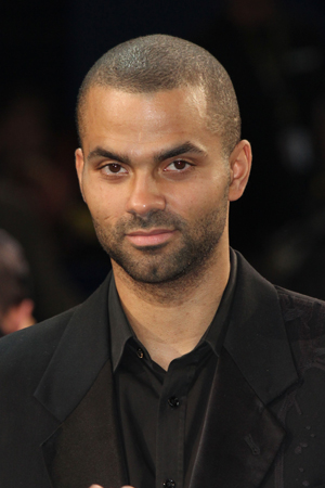 Tony Parker caught in the middle of Chris Brown and Drake fight