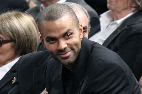 Tony Parker sues club over Drake and Chris Brown fight