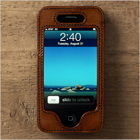 Artisan iPhone case