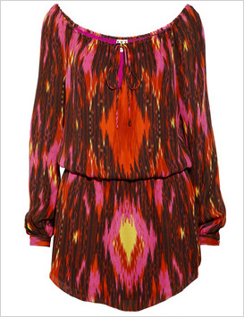 Our pick: Haute Hippie Ikat Dress (Net-a-Porter, $395)