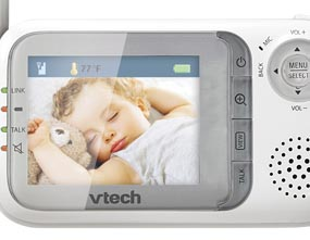 V-tech Safe & Sound monitor
