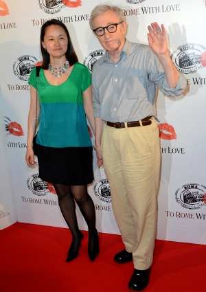 Woody Allen, Soon-Yi