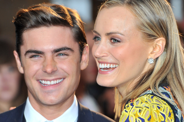 is zac efron dating now