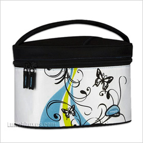 butterfly lunch bag tote