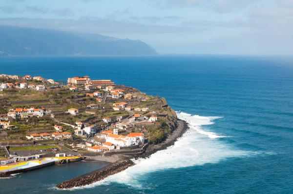 Island of Madeira,Portugal