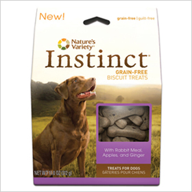 Nature's Variety Instinct Grain Free Biscuit Treats