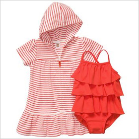 2-piece swimsuit set