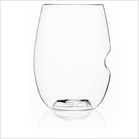 Picnic-ready wine glasses