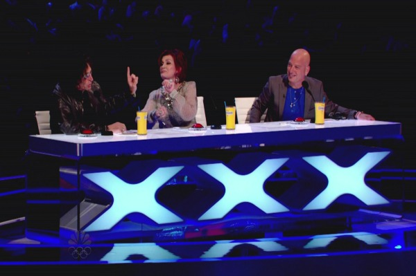 Sharon Osbourne leaves AGT