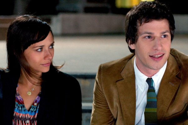Andy Samberg and Rashida Jones, Celeste and Jesse Forever