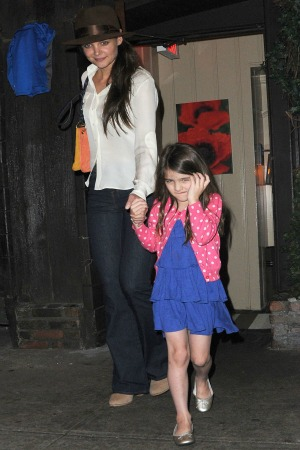 Suri Katie car accident