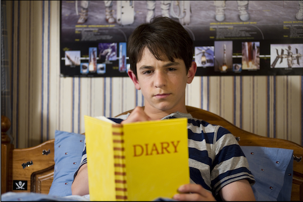Diary of a Wimpy Kid: Dog Days diary