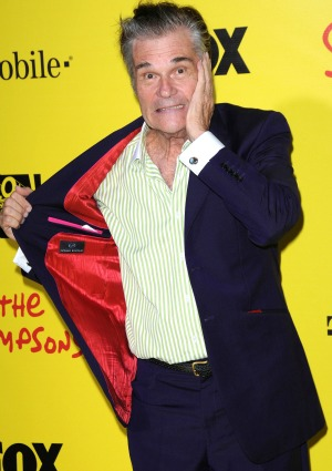 Fred Willard Fred Willard arrest jpg