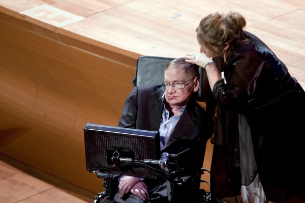 Hawking God Bet