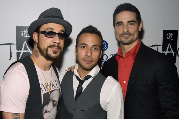 Kevin Richardson comes back to the Backstreet Boys