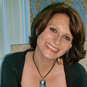 Lounging around with Meg Cabot