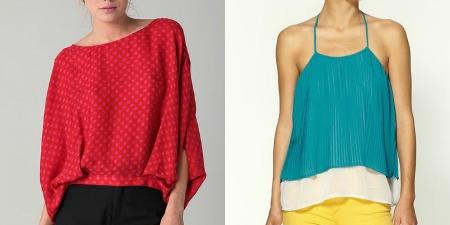 shirts collage