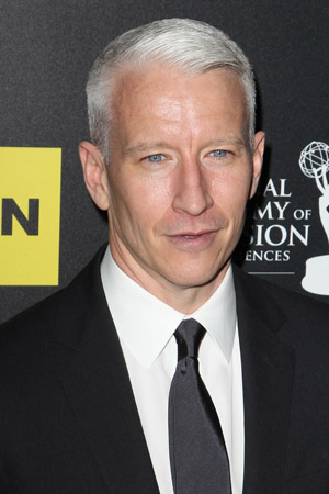 Anderson Cooper coming out planned, say television insiders