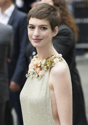Anne Hathaway issues statement