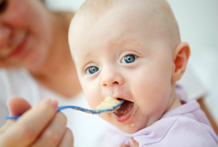 5 Tips for feeding your baby