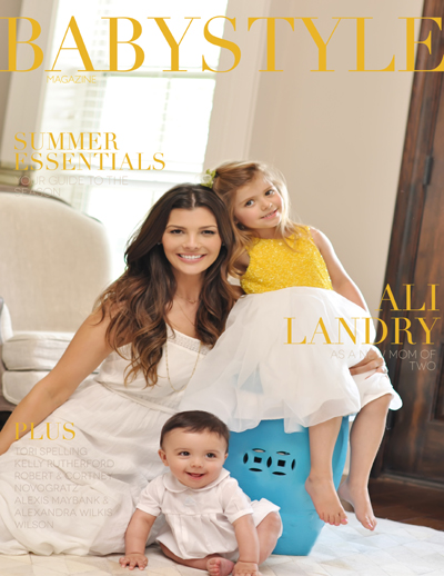 Ali Landry on Babystyle