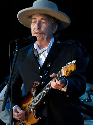 Bob Dylan's latest album out in September!
