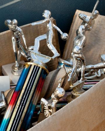 Old trophies